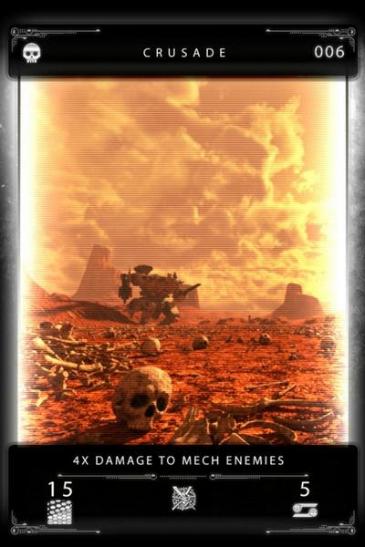 Age of Rust - CRUSADECARD