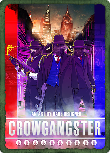 Bitcorn Crops - CROWGANGSTER
