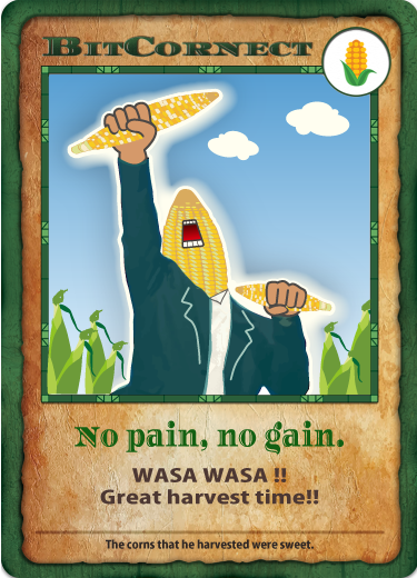 Bitcorn Crops - BITCORNECT