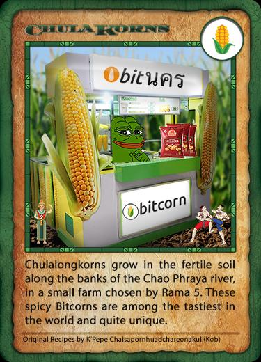 Bitcorn Crops - CHULAKORNS
