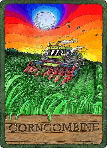Bitcorn Crops - CORNCOMBINE