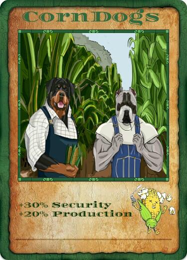 Bitcorn Crops - CORNDOGS
