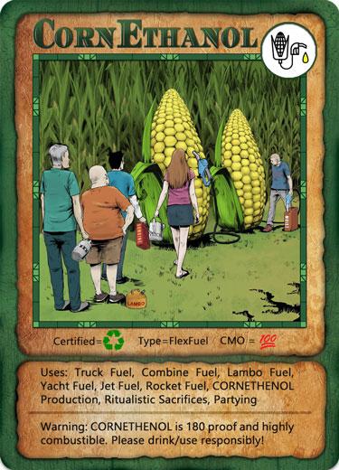 Bitcorn Crops - CORNETHANOL