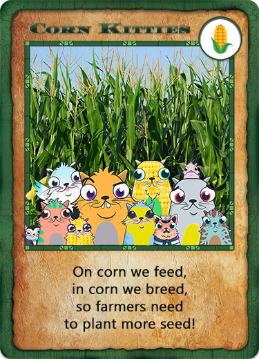 Bitcorn Crops - CORNKITTIES