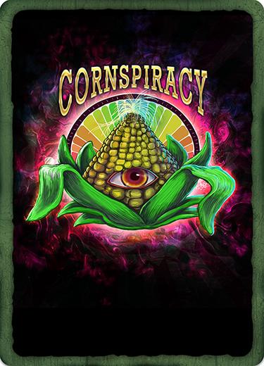 Bitcorn Crops - CORNSPIRACY