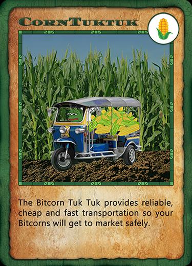 Bitcorn Crops - CORNTUKTUK