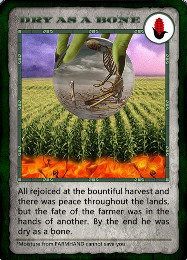 Bitcorn Crops - DRYASABONE