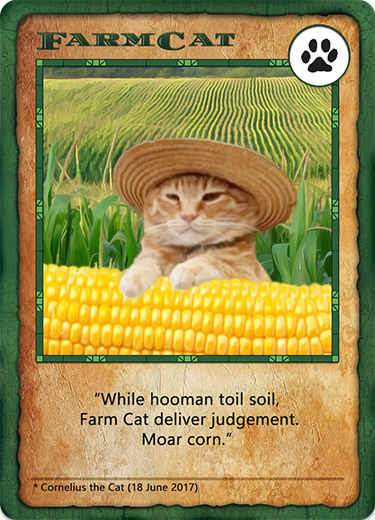 Bitcorn Crops - FARMCAT