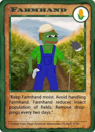 Bitcorn Crops - FARMHAND