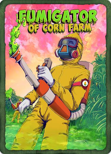 Bitcorn Crops - FUMAGATORMAN
