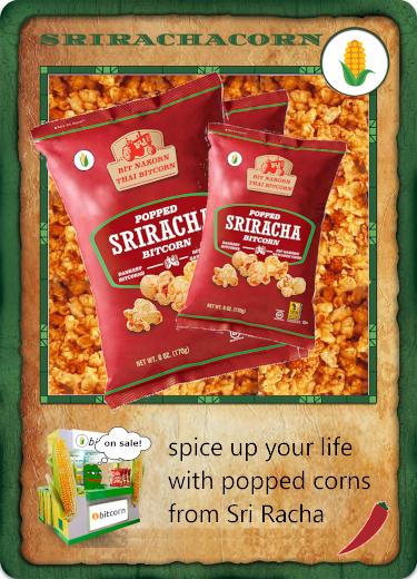 Bitcorn Crops - SRIRACHACORN