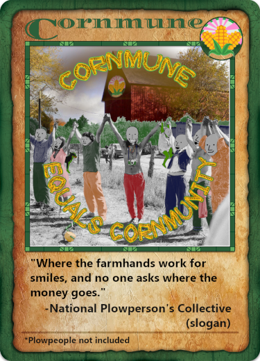 Bitcorn Crops - CORNMUNE