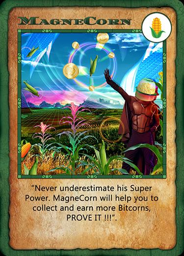 Bitcorn Crops - MAGNECORN