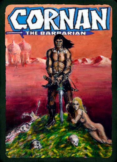 Bitcorn Crops - CORNAN