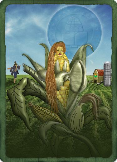 Bitcorn Crops - PRINCESSCORN