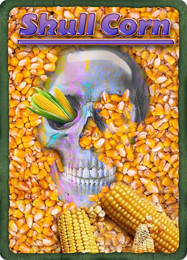 Bitcorn Crops - SKULLCORN