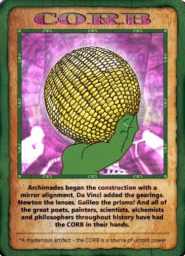 Bitcorn Crops - CORB
