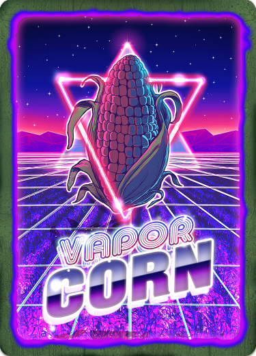 Bitcorn Crops - VAPORCORN