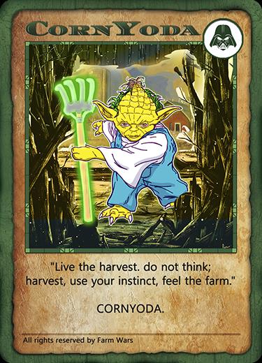 Bitcorn Crops - CORNYODA