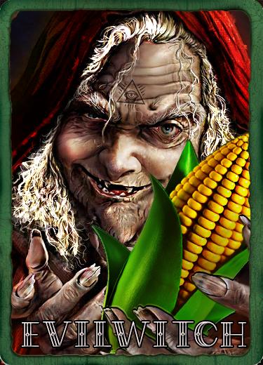 Bitcorn Crops - EVILWITCH
