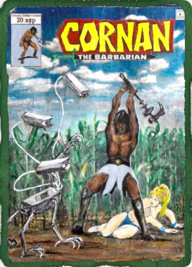 Bitcorn Crops - CORNANSECOND
