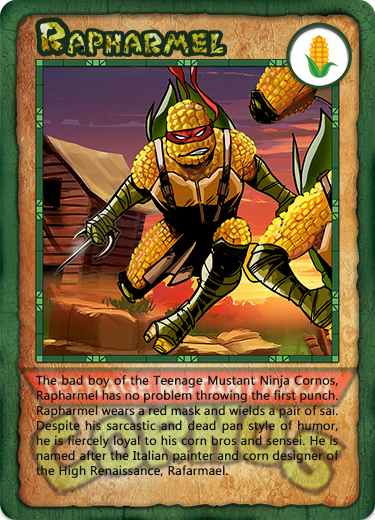 Bitcorn Crops - RAPHARMEL