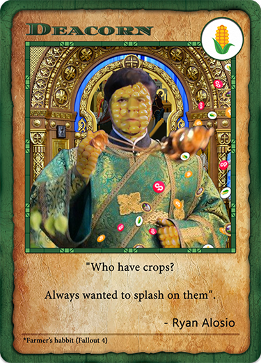 Bitcorn Crops - DEACORN