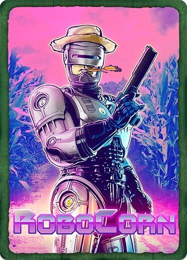 Bitcorn Crops - ROBOCORN