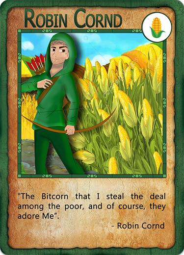 Bitcorn Crops - ROBINCORND