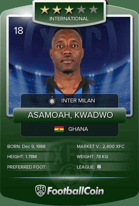 FootballCoin - XFCPKASAMOAH