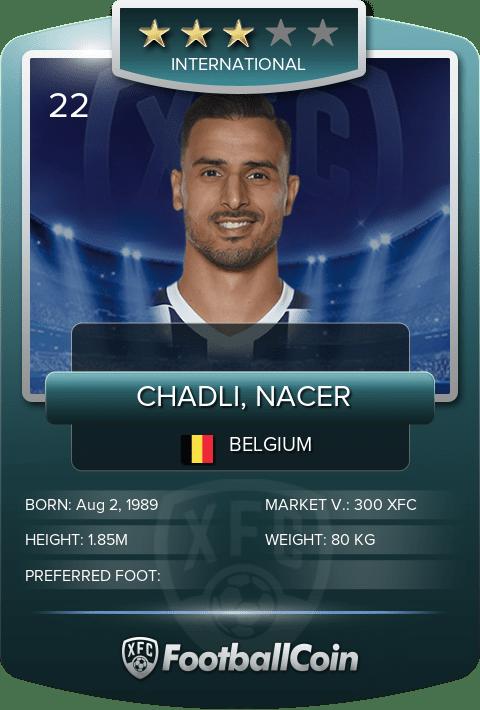 FootballCoin - XFCPNACHADLI