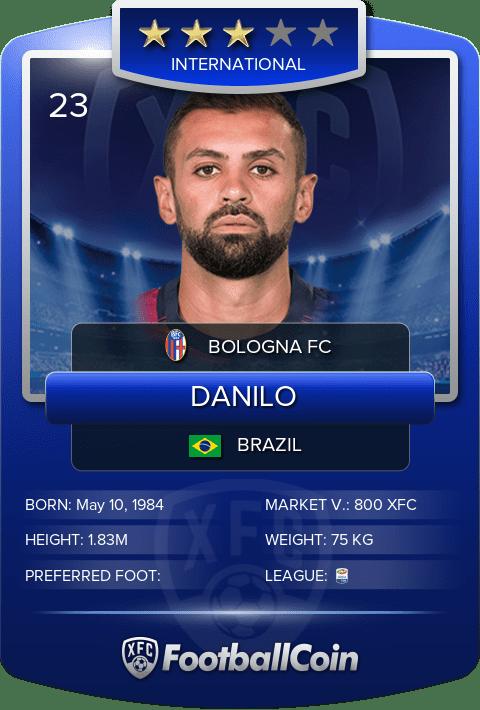 FootballCoin - XFCPLADANILO