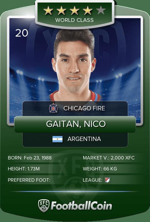 FootballCoin - XFCPNIGAITAN