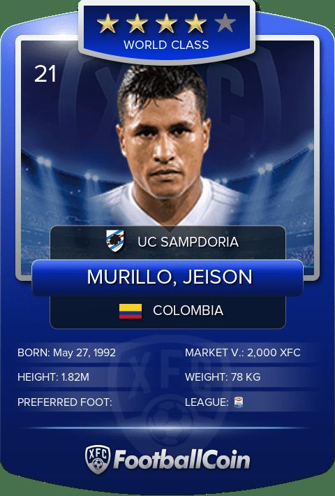 FootballCoin - XFCPJMURILLO