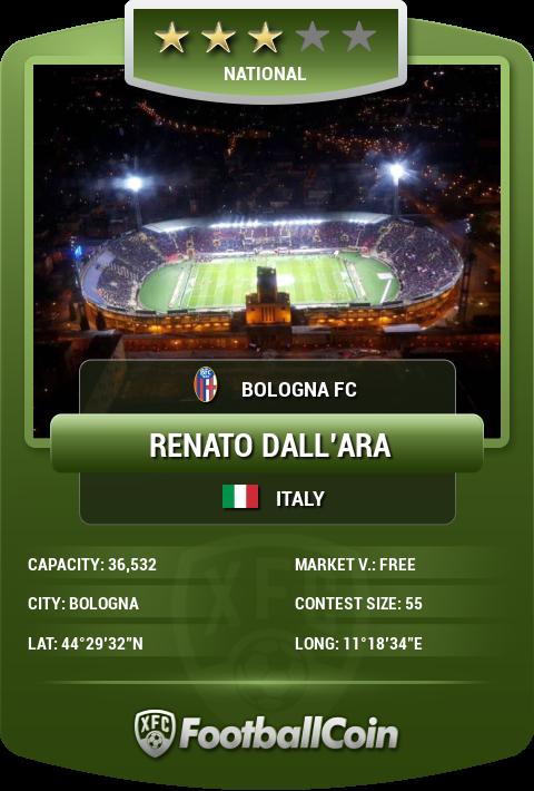 FootballCoin - XFCSRDALLARA