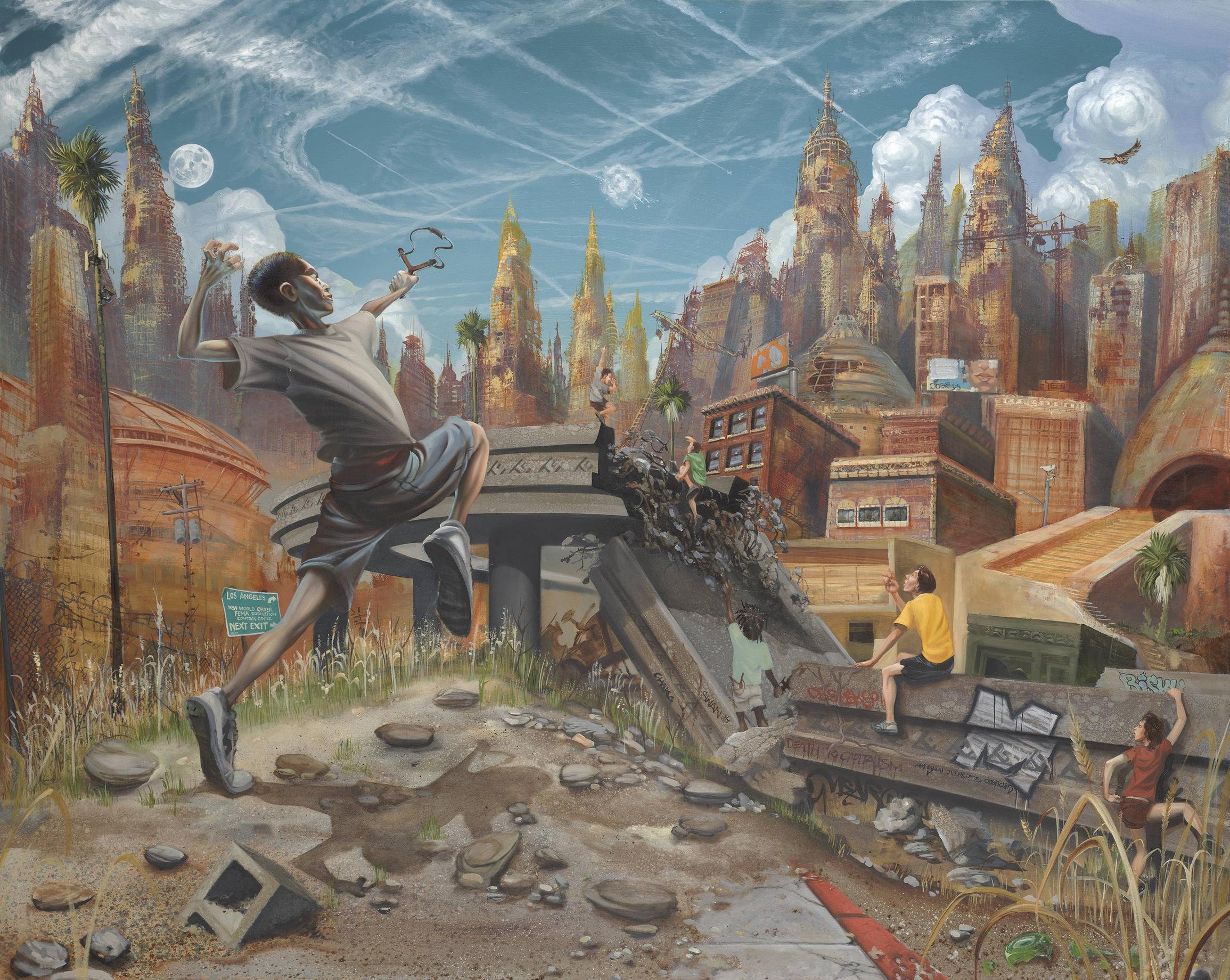 Freeport - David & Goliath 75/100