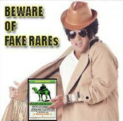 Freeport - BEWARE OF FAKE RARES