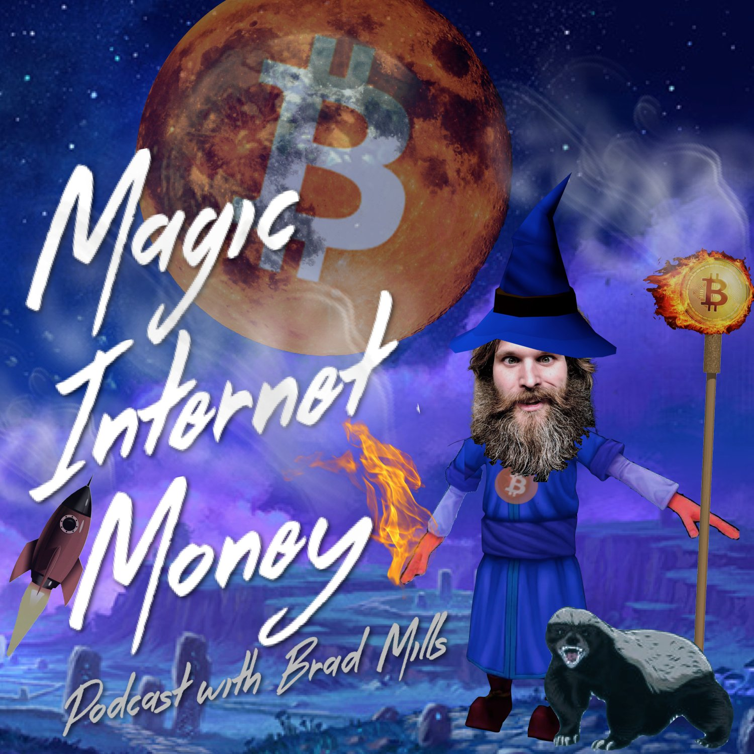 MAGIC INTERNET MONEY
