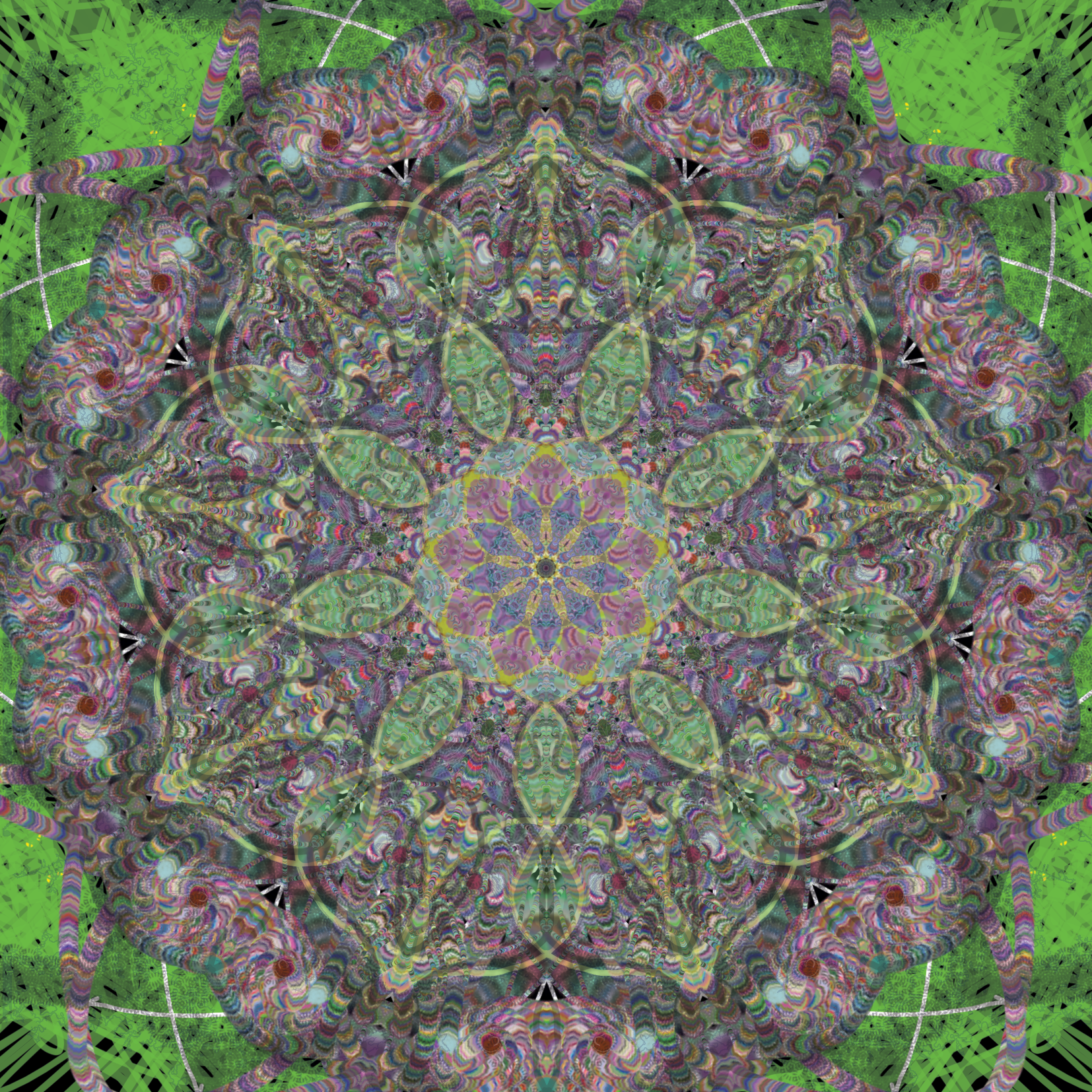 Kaleidoscope - KALEIDOSCOPE.martianbabies