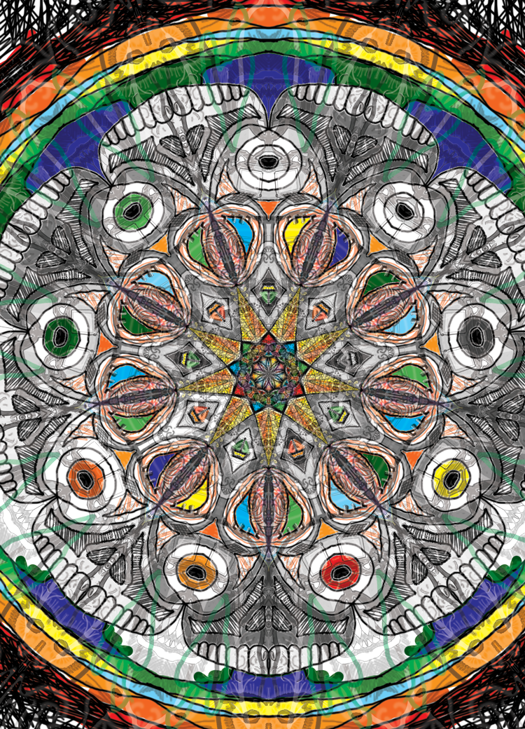 KALEIDOSCOPE.mindividualMindMeld