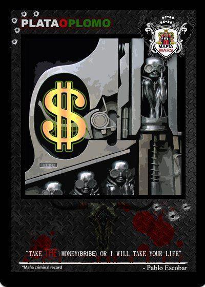 MafiaWars - PLATAOPLOMO