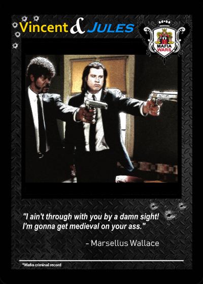 MafiaWars - VINCENTJULES