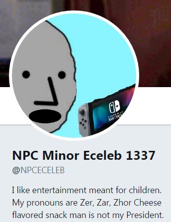 NPCs - NPCS.NPCECELEB