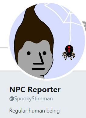 NPCs - NPCS.SpookyStirnman
