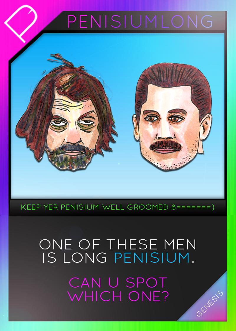 Penisium - PENISIUMLONG