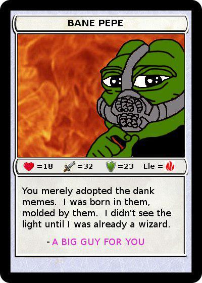 Rare Pepe - BANEPEPE