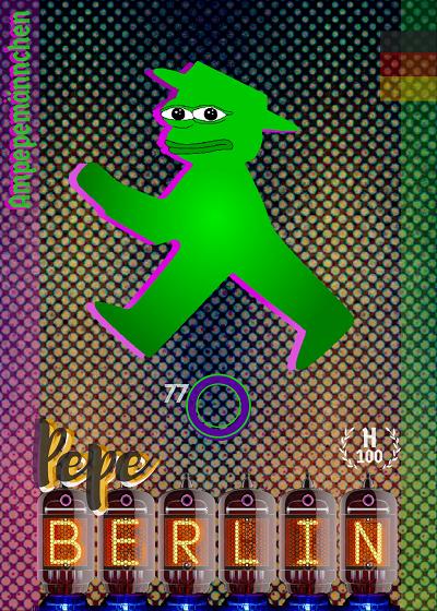 Rare Pepe - BERLINPEPE