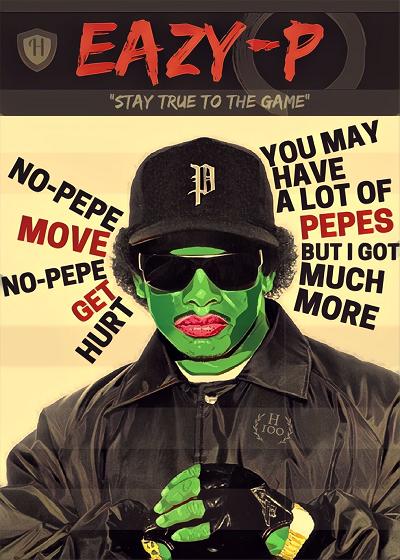 Rare Pepe - EAZYP