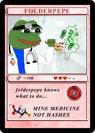 Rare Pepe - FOLDERPEPE
