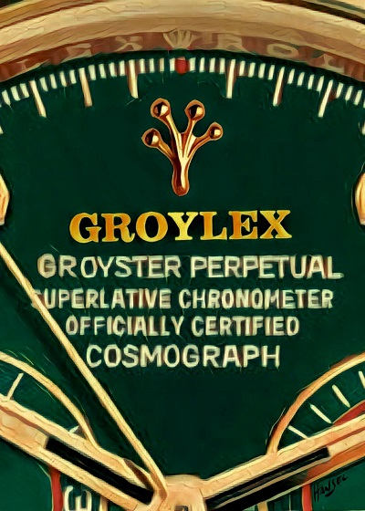 Rare Pepe - GROYLEX